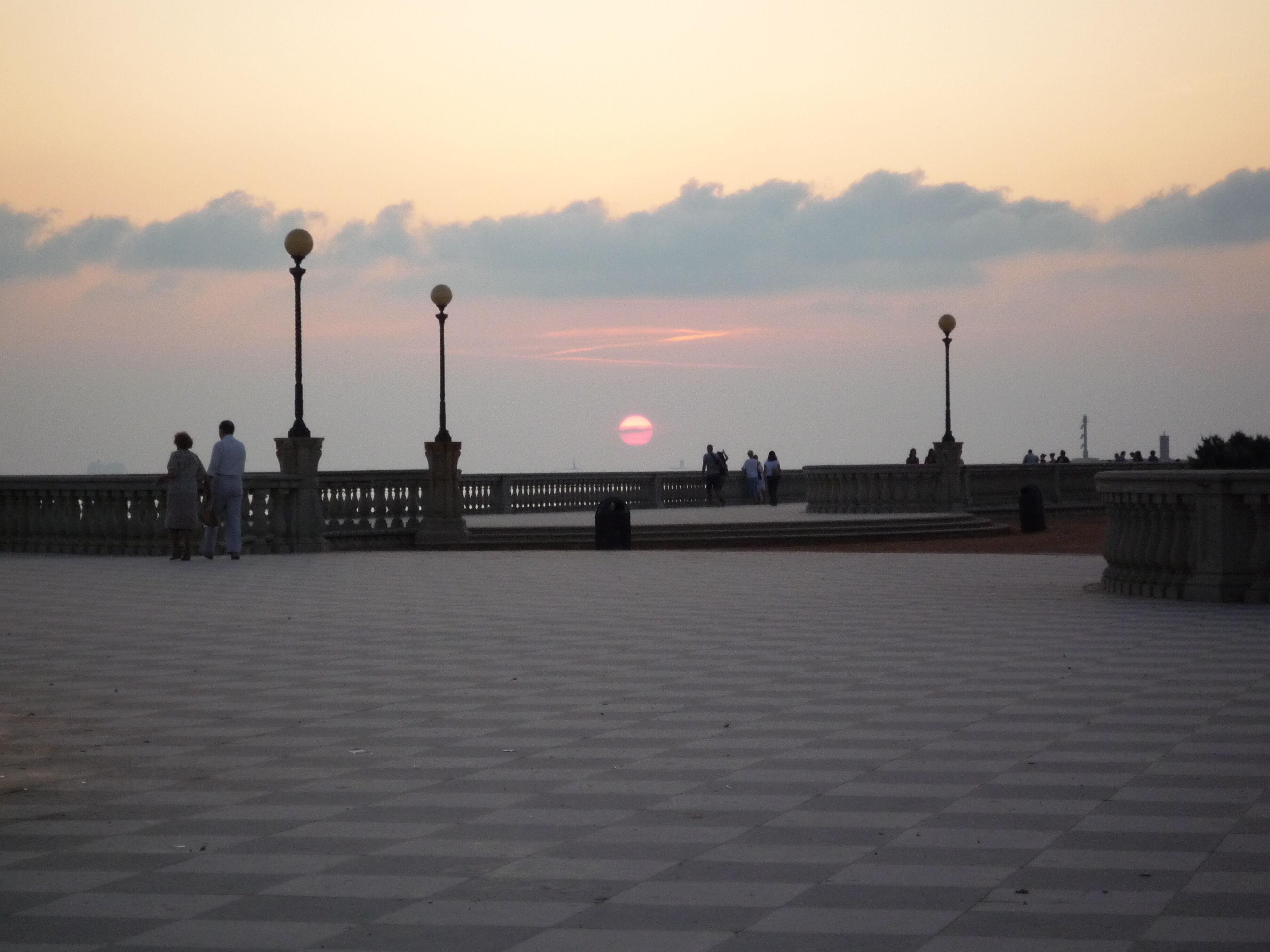 Entspannen Sie am Meer in Livorno