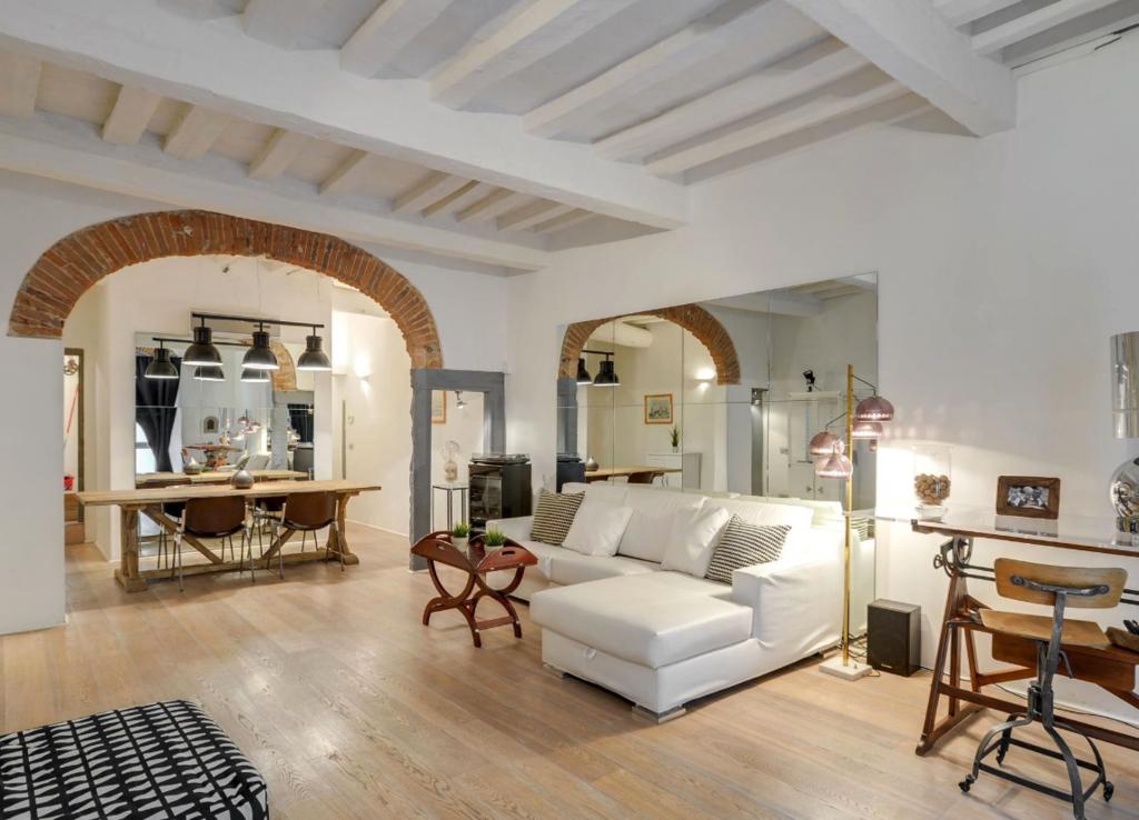 Ferienhäuser in der Toskana, Italien