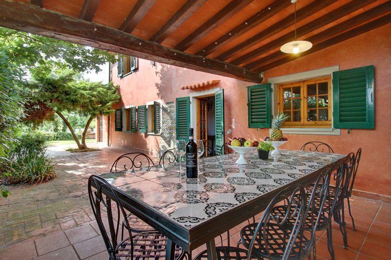 Villa Acacia Ferienhäuser Toskana Für Personen Mit Schlafzimmer