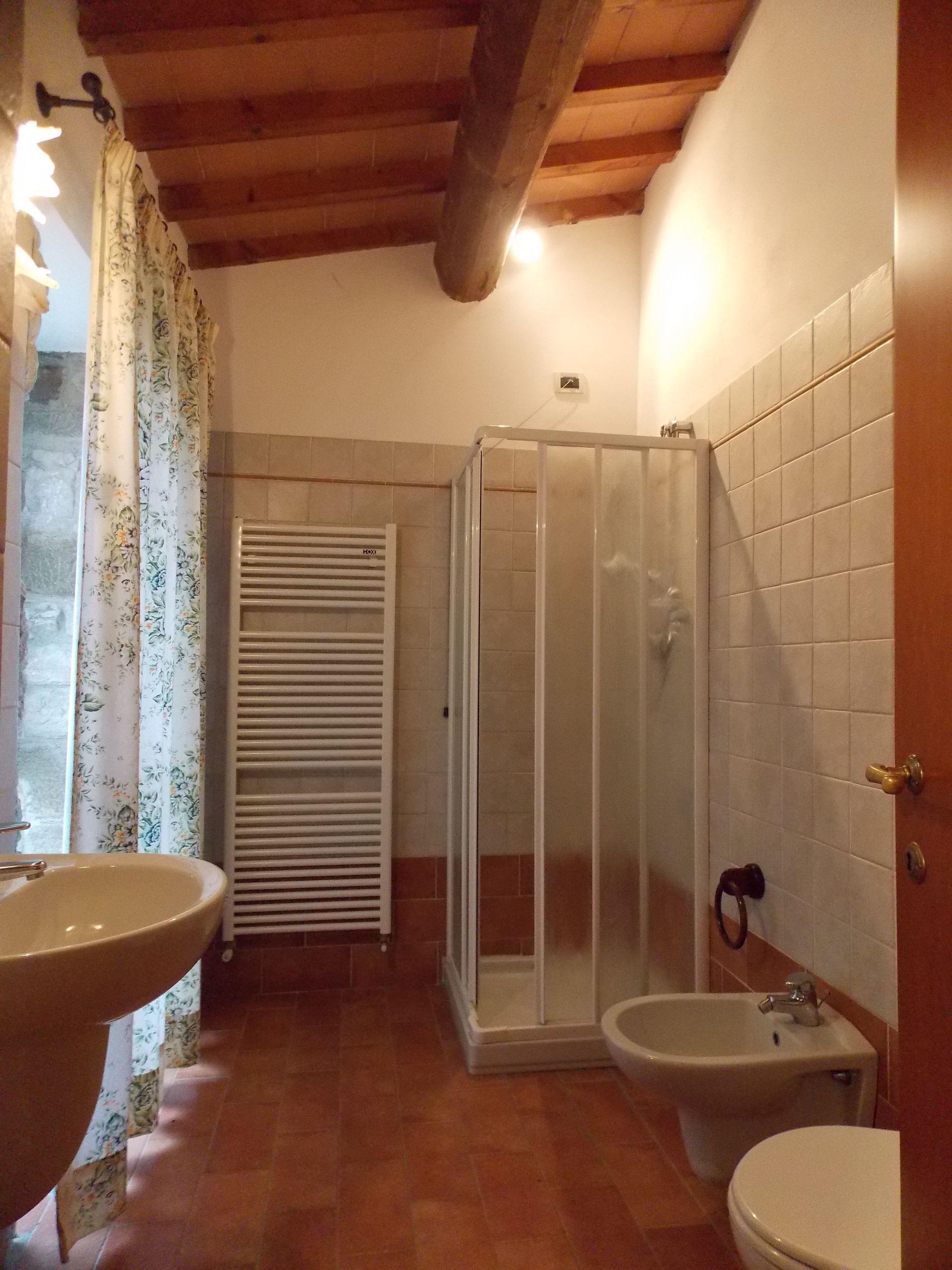 podere schignano - ferienhäuser toskana für personen mit, Badezimmer ideen
