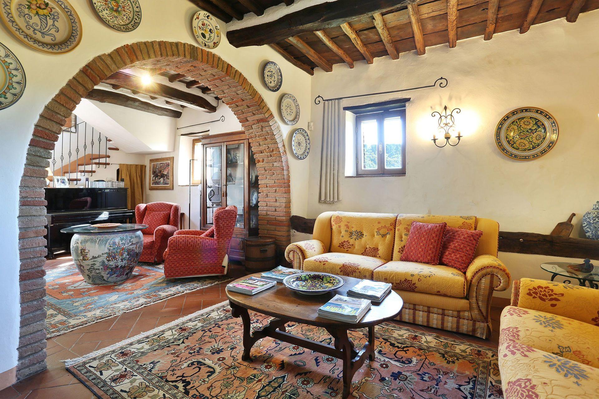 Casina Di Mello - Ferienhäuser Toskana für Personen mit ...