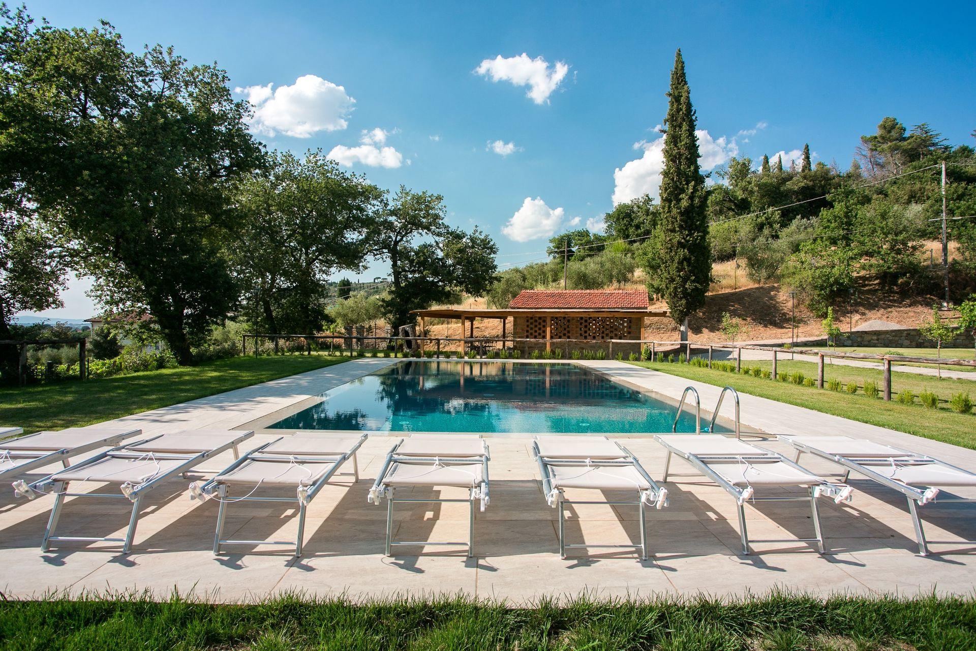 Villa Mezzavia - Ferienhäuser Toskana für Personen mit ...