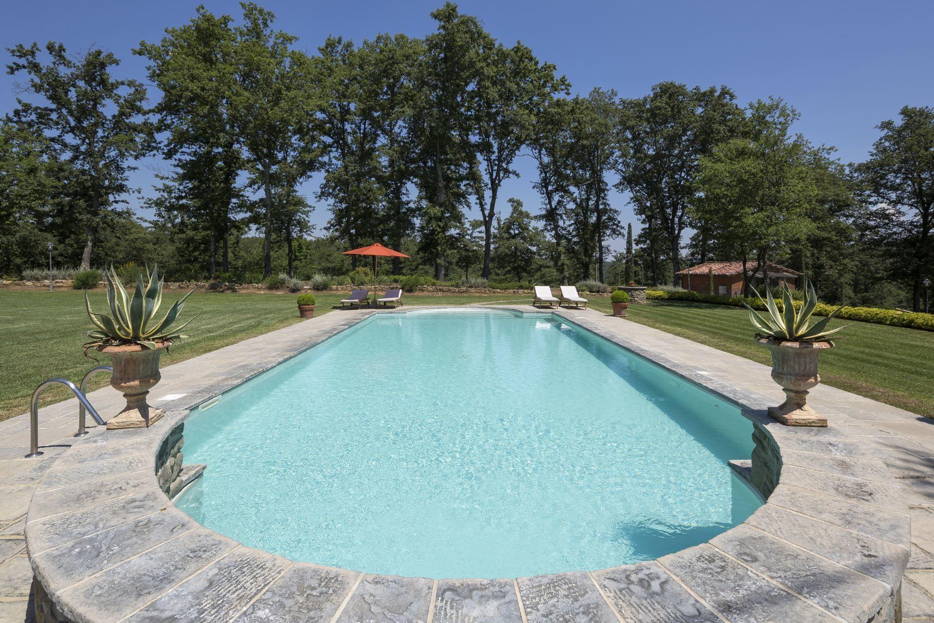 Villa La Selva - Ferienhäuser Toskana für Personen mit ...